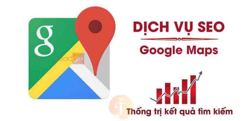 dịch vụ marketing seo google map