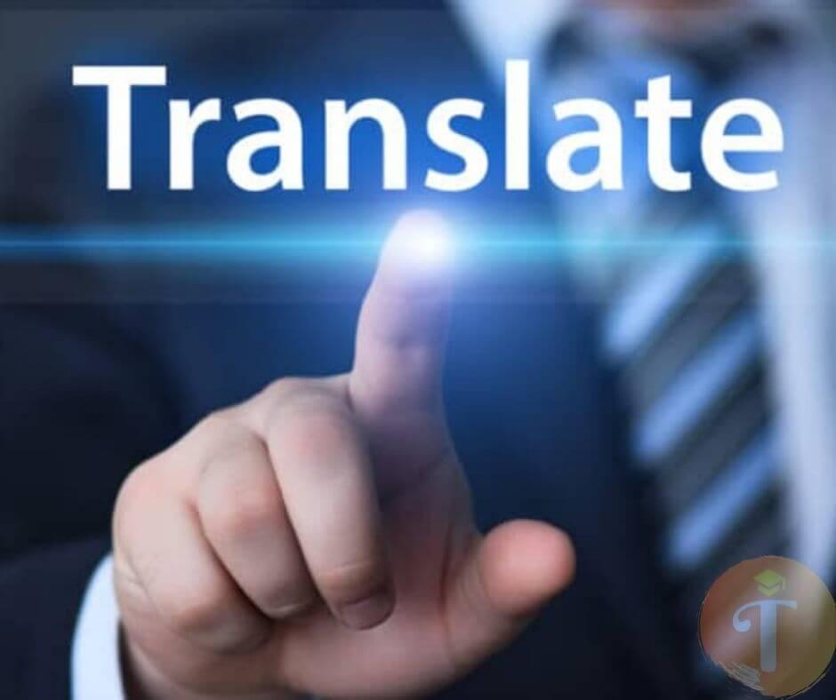 dịch thuật online - việc làm thêm tại nhà