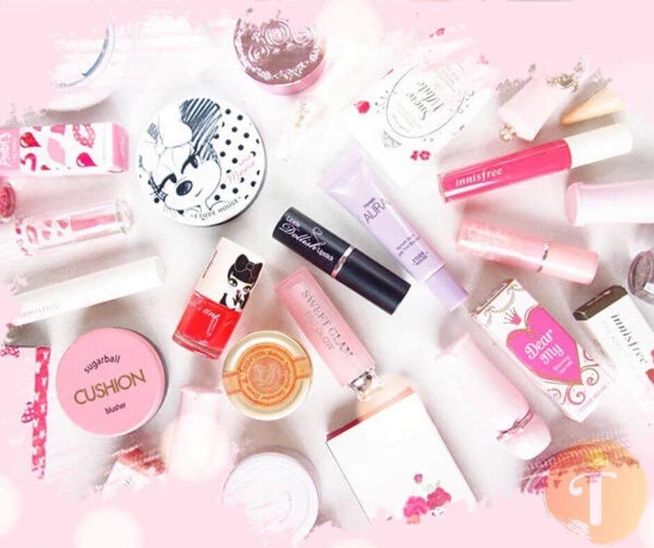 mỹ phẩm cosmetics