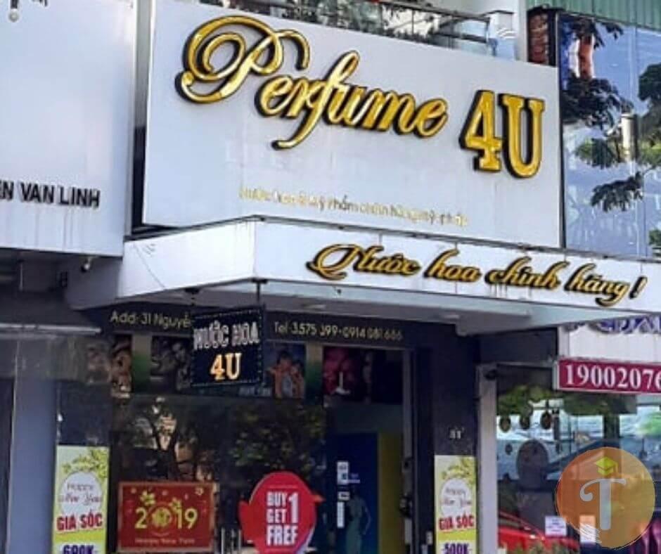 perfume4u - mỹ phẩm đà nẵng