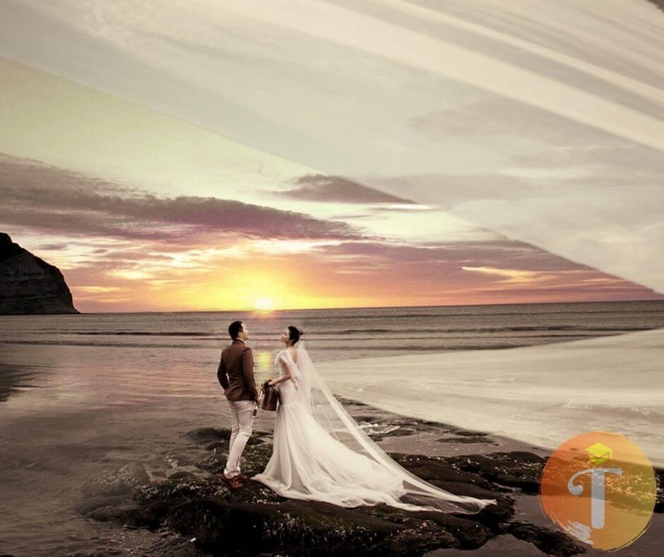 địa chỉ studio chụp ảnh cưới đẹp tại Đà Nẵng