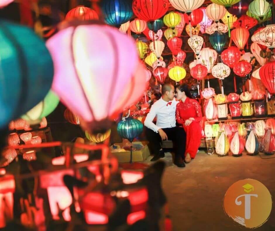 Chụp ảnh cưới Hội An - Đà Nẵng