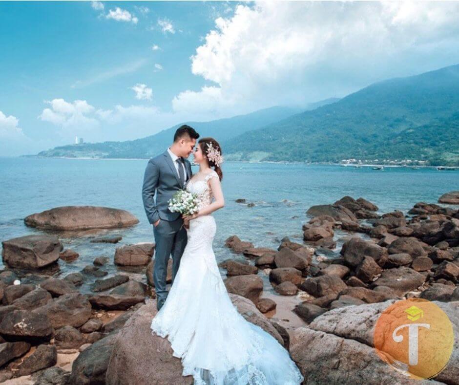 Thúy Jolie Wedding - chụp ảnh cưới tại Đà Nẵng