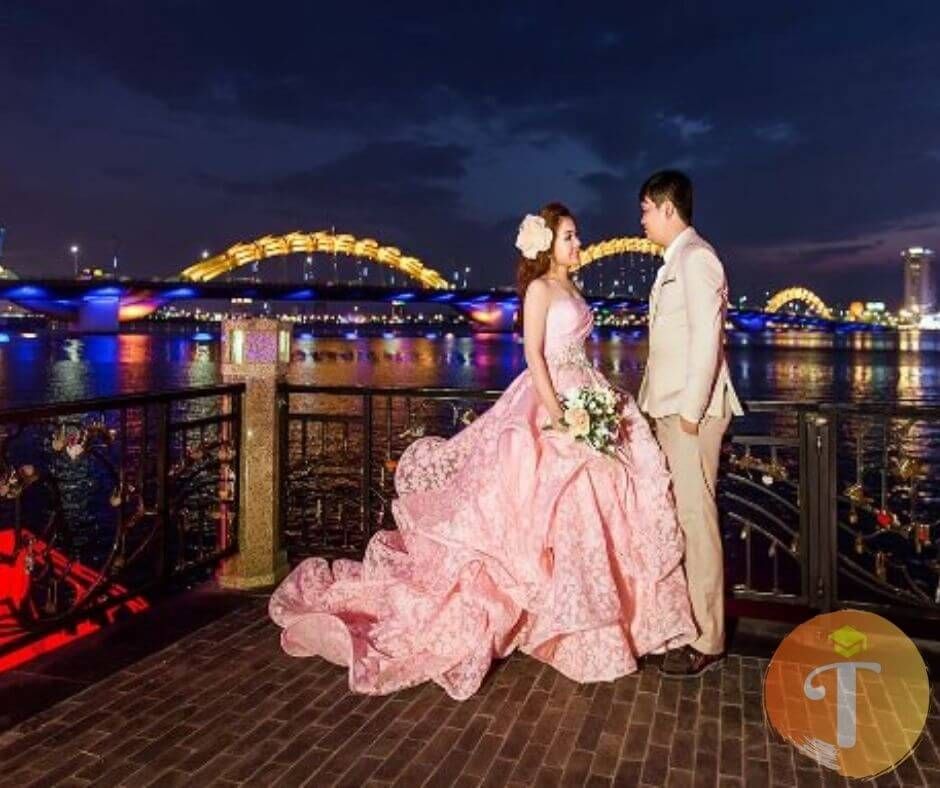 studio chụp ảnh cưới ở Đà Nẵng