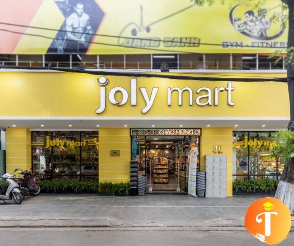 Cửa hàng nội địa Nhật tại Đà Nẵng - joly mart
