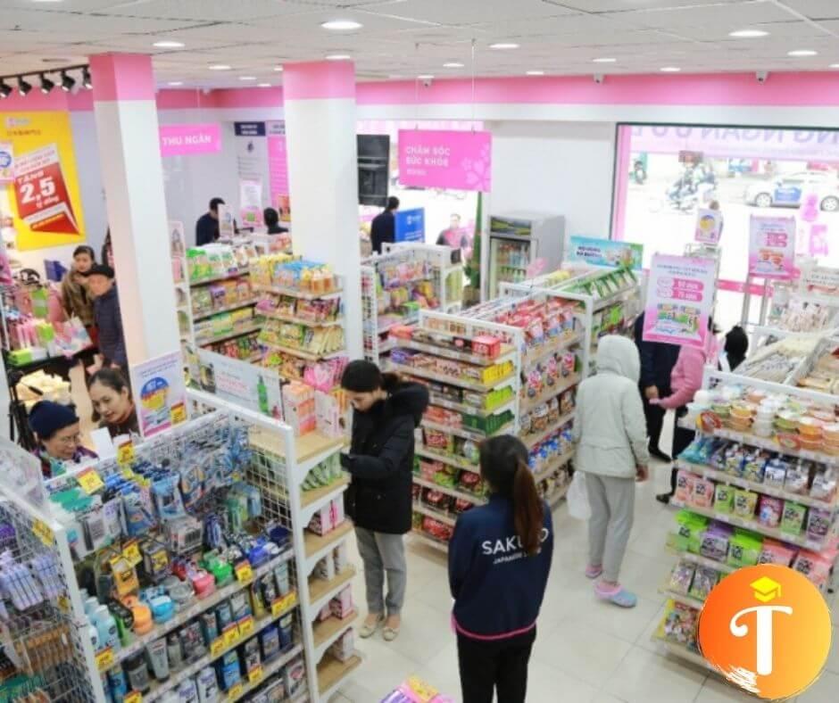 Siêu thị bán Hàng nội địa Nhật tại Đà Nẵng - Kyotosho